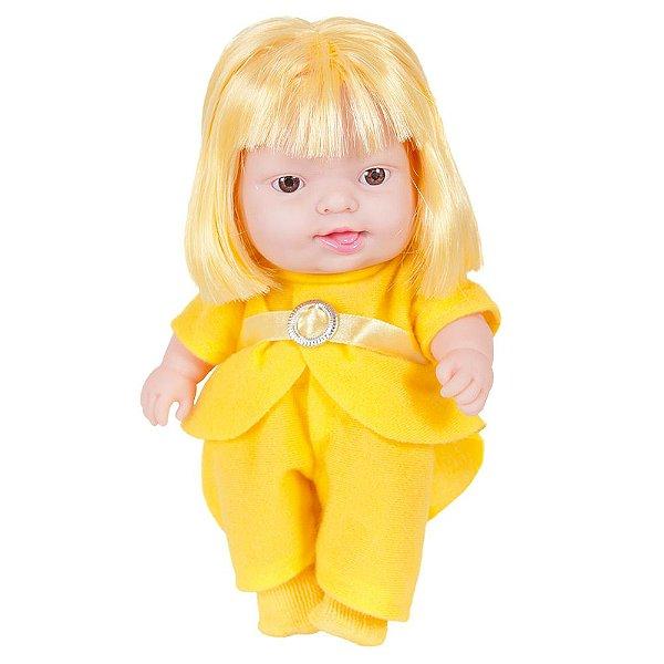 Boneca Carinha de Anjo - Tia Perucas - Cotiplás
