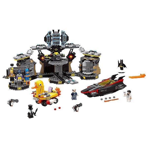 Lego Batman Movie - A Invasão da Batcaverna
