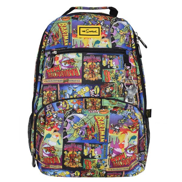 Mochila para Notebook The Simpsons - Spectacular - PCF Global