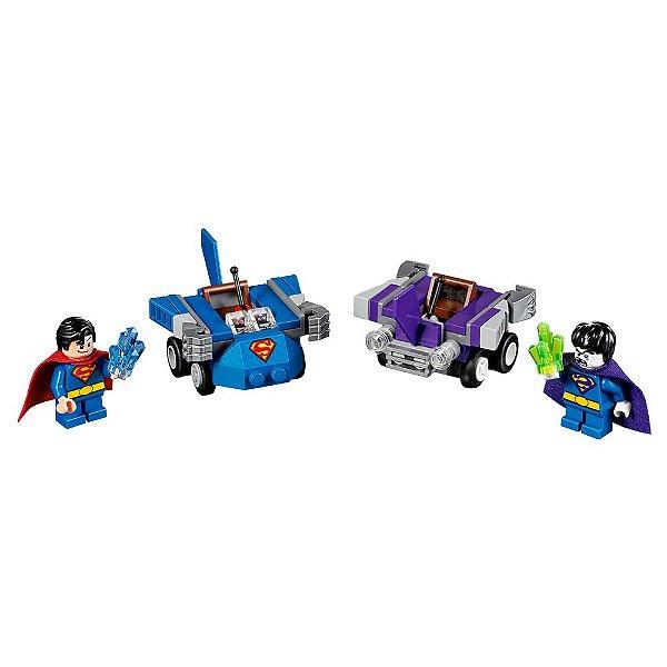 Lego Super Heroes - Poderosos Micros: Super-Homem vs Bizarro