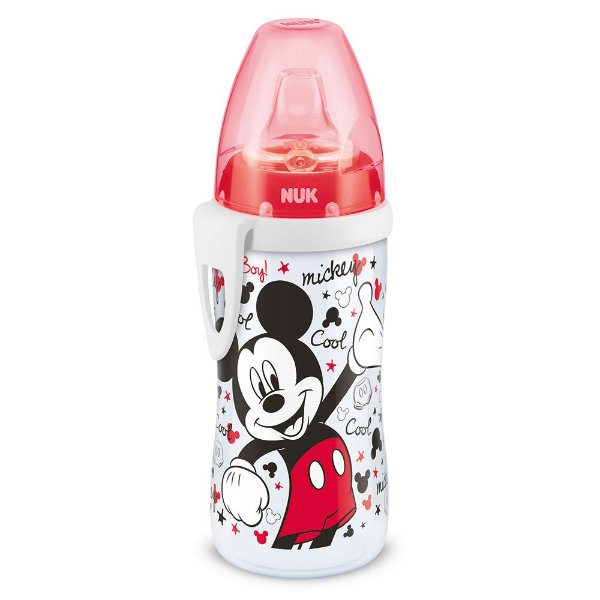 Active Cup First Choice Disney Vermelho - 300ml - NUK