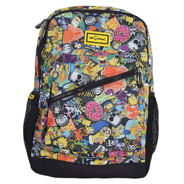 Mochila para Notebook Simpsons - PCF Global