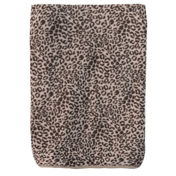 Manta Soft Animal Print - Bicho Molhado