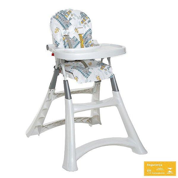 Cadeira Alta Premium Oceano - Galzerano