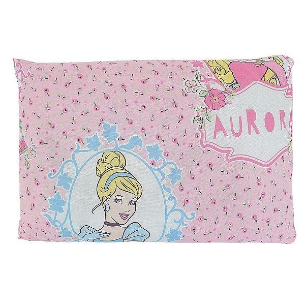 Travesseiro Infantil Disney - Princesas - Santista