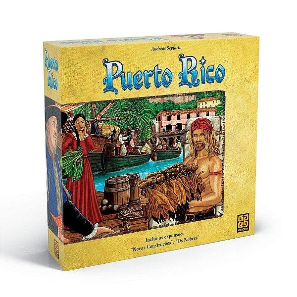 Jogo Puerto Rico - Grow