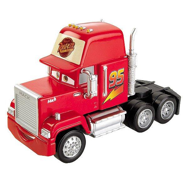 Carros - Veículo Max Deluxe - Mack - Mattel
