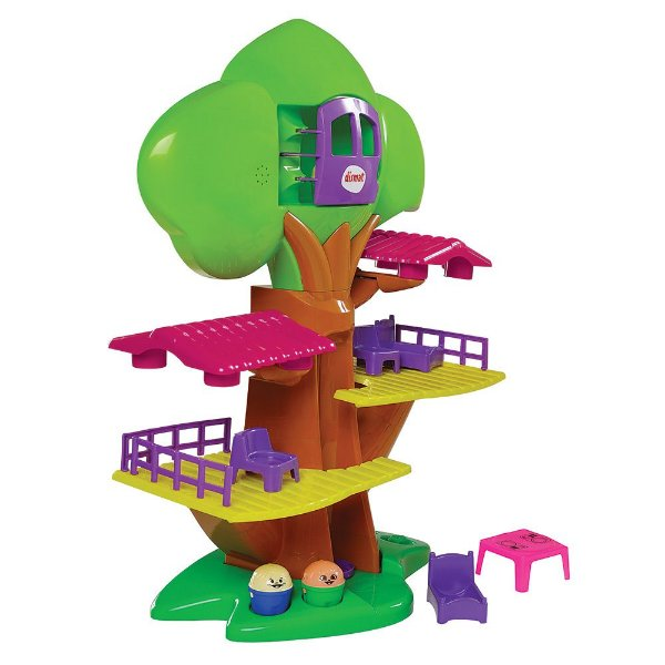 Brincadeira Casa na Árvore - Dismat
