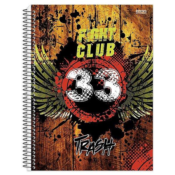 Caderno Trash Fight Club 33 - 1 matéria