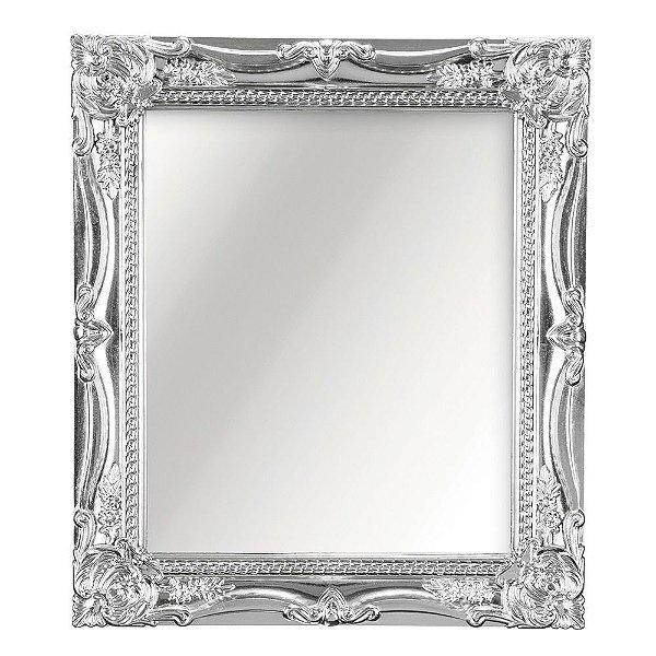 Espelho Decorativo de Parede Prata 20 x 25 cm - Mart