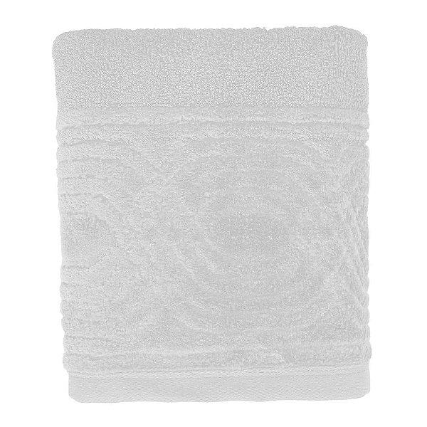 Toalha de Rosto Unique Wave - Branco - Santista