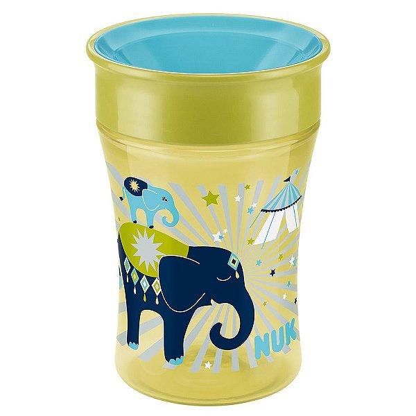 Copo de Transição Magic Cup - 250 ml - Amarelo - NUK