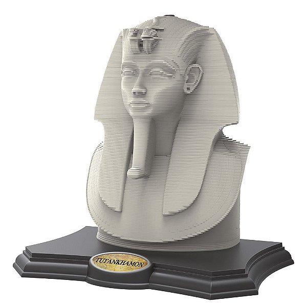Puzzle Escultura 3D Tutankhamon - Grow