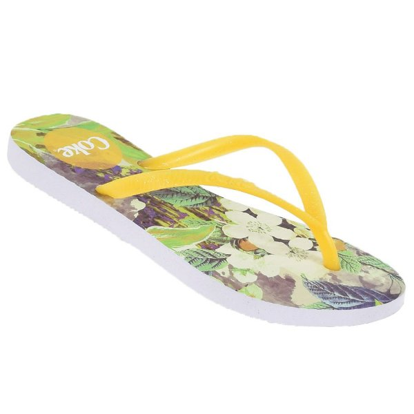 Chinelo Feminino Forest - Cola-Cola