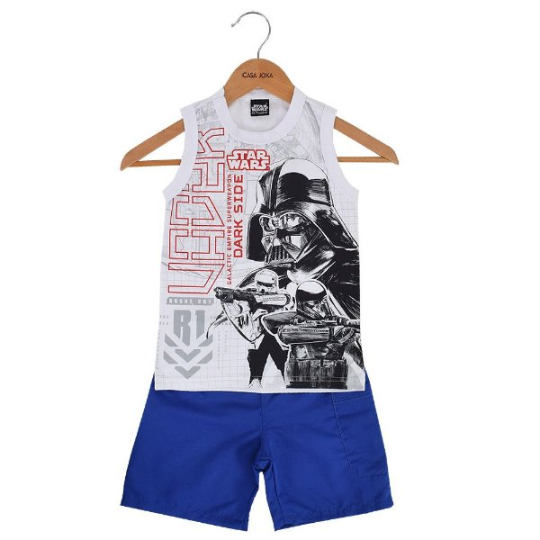 Conjunto Infantil Darth Vader - Star Wars