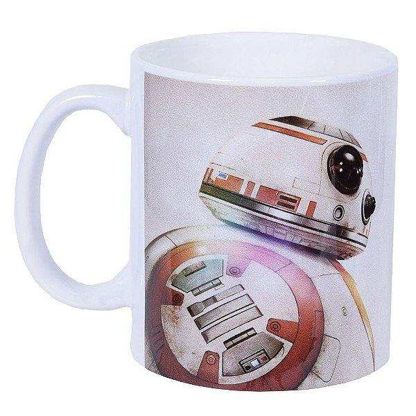 Caneca de Cerâmica - BB-8 Star Wars - Vikos