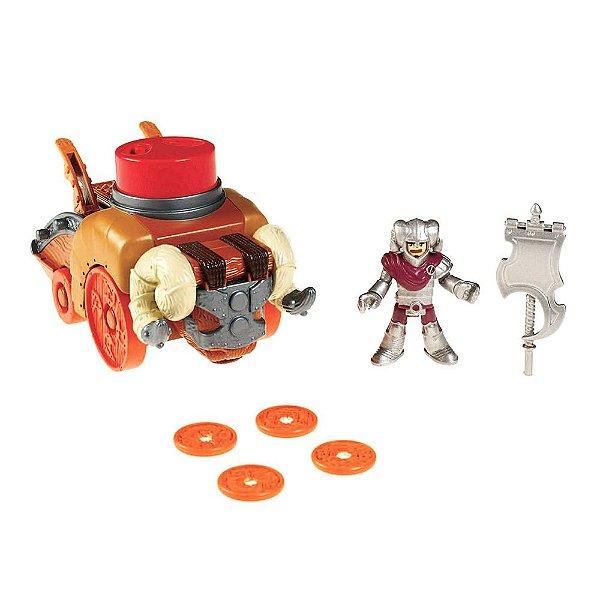 Imaginext - Veículos do Castelo - Veículo de Ataque - Mattel