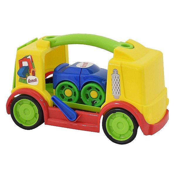Caminhão Transcar Baby - Dismat