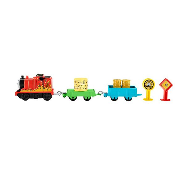 Thomas & Friends - Motorizado - James e as Abelhas - Fisher-Price