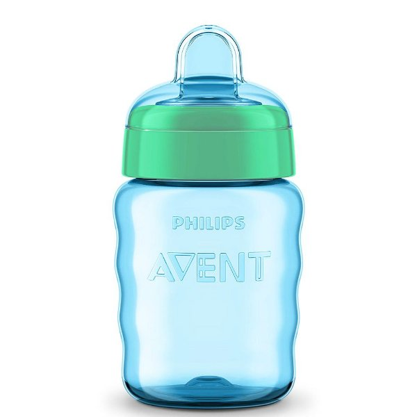 Copo Easy Sip Azul - Philips Avent