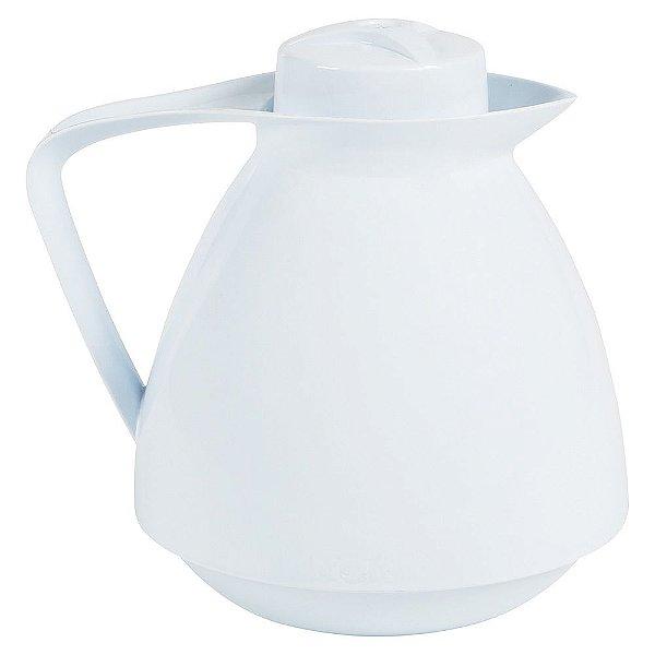 Bule Térmico Amare Branco - 650 ml - Mor