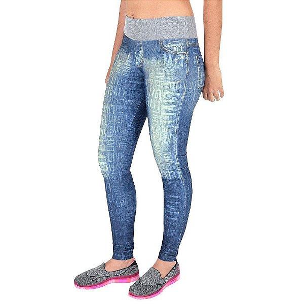 Calça Fusô Modern Jeans - Live