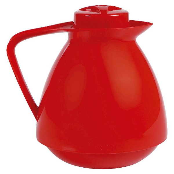 Bule Térmico Amare Vermelho - 650 ml - Mor