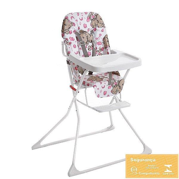 Cadeira para Refeição Alta Standard - Tigrinha - Galzerano