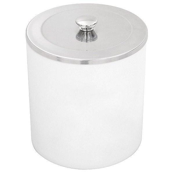 Lixeira Útil Branca - 5 litros - Tramontina