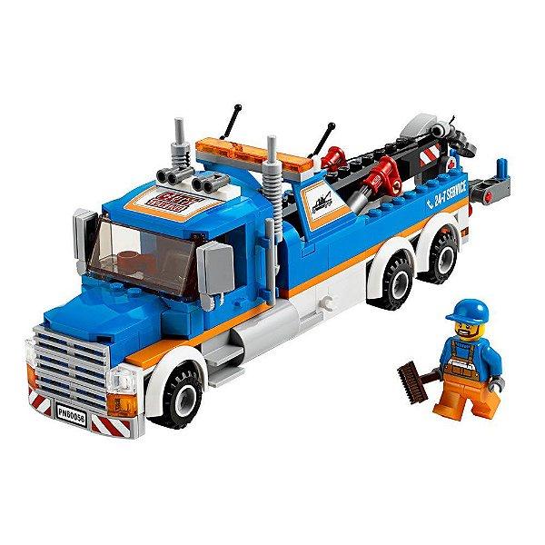 Lego City Caminhão de Reboque