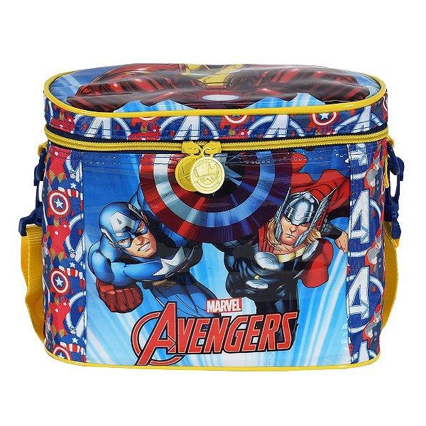Lancheira Avengers Action - Xeryus