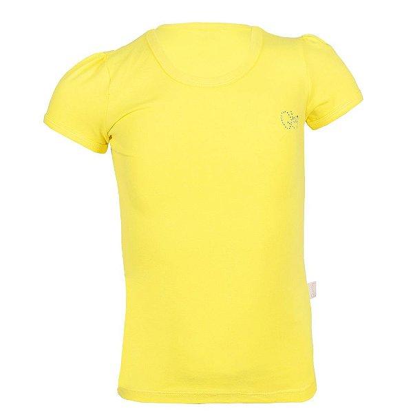 Camiseta Infantil Básica 4/8 - Quimby