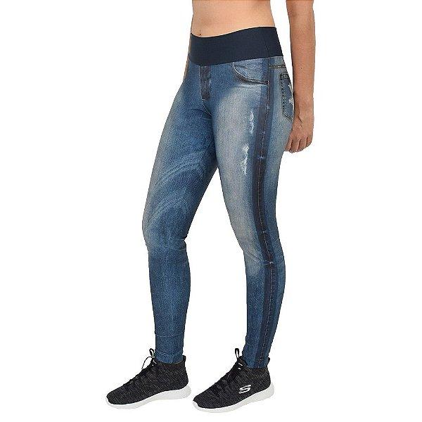 Calça Legging Fusô Jeans Flex Urban - Live