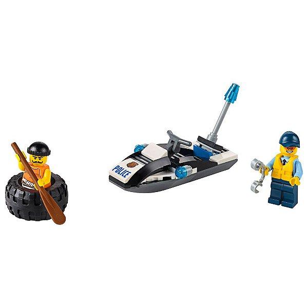 Lego City - Fuga com Pneu - Lego