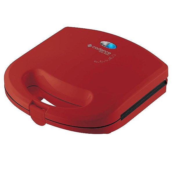 Sanduicheira Minigril Easy Meal Colors - Vermelha