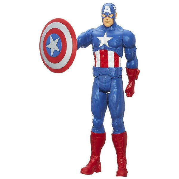 Boneco Capitão América Avengers Assemble - Hasbro