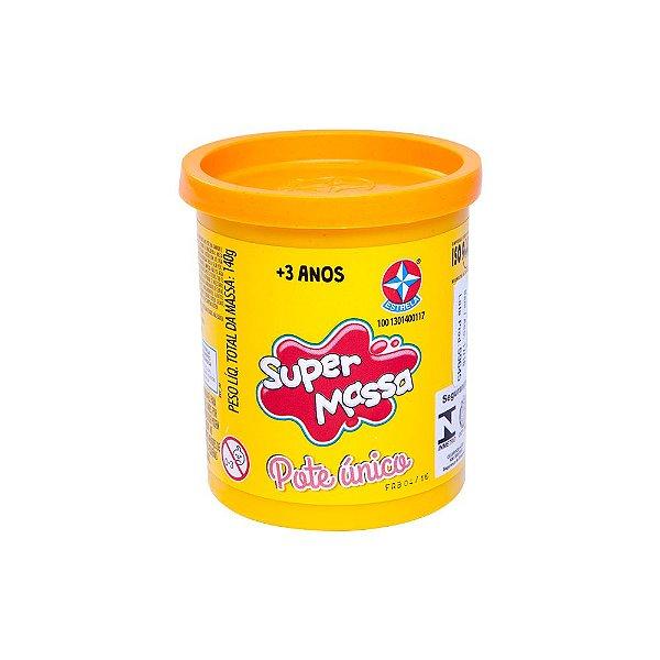 Super Massa - Pote Único Amarelo - Estrela