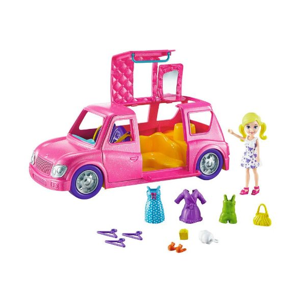 Polly Pocket - Festa na Limousine - Mattel