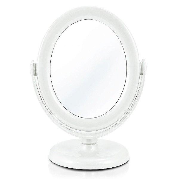 Espelho de Mesa - Branco - Jacki Design