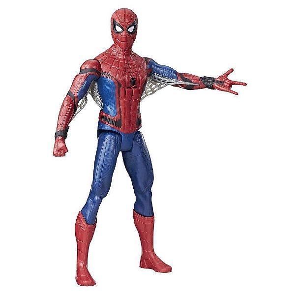 Boneco Homem-Aranha Eletrônico Homecoming - Hasbro
