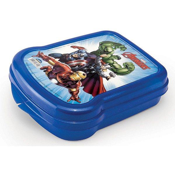 Sanduicheira Os Vingadores - Plasútil