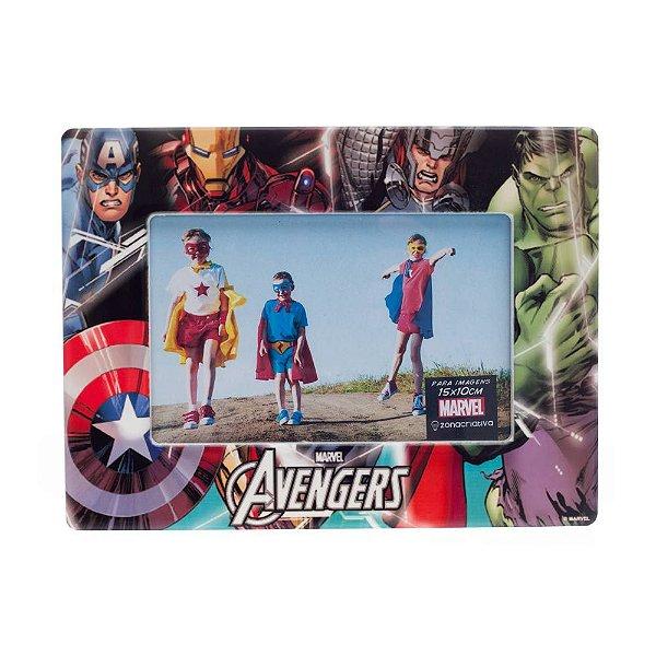 Porta Retrato Avengers - Zona Criativa