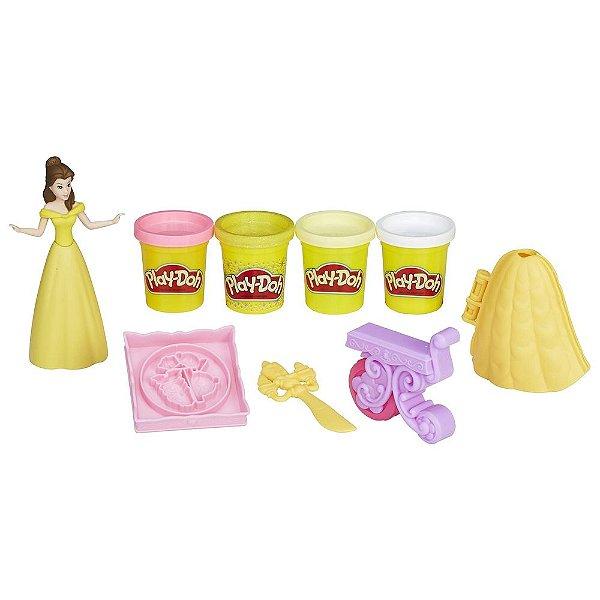 Massinha Play-Doh Banquete da Bela - Hasbro