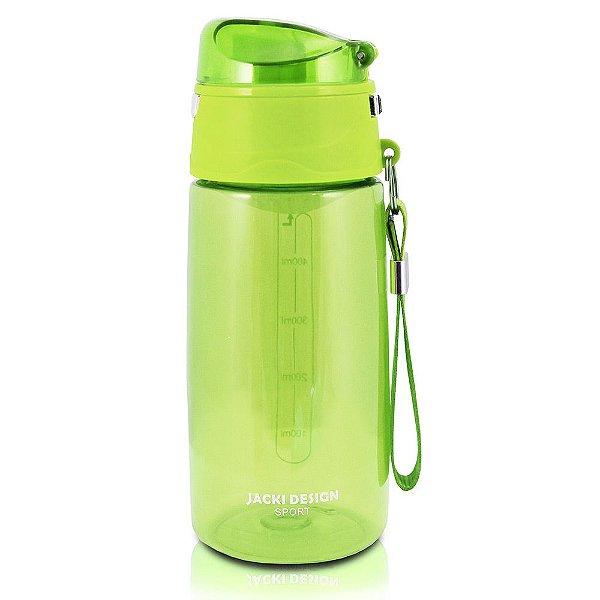 Squeeze Sport Verde - 500ml - Jacki Design