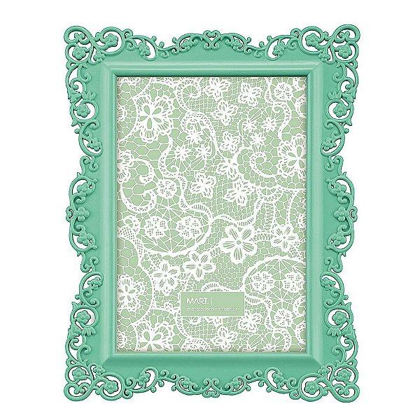 Porta Retrato Candy Verde 13 x 18 - Mart