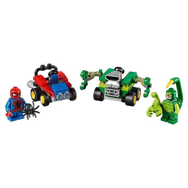 Lego Super Heroes - Poderosos Micros: Homem-Aranha vs Escorpião