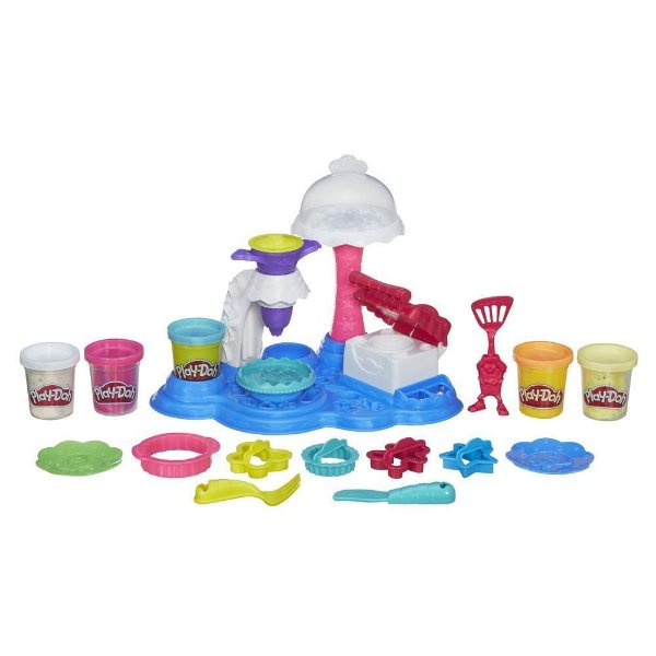 Conjunto Play-Doh Festival de Bolos - Hasbro