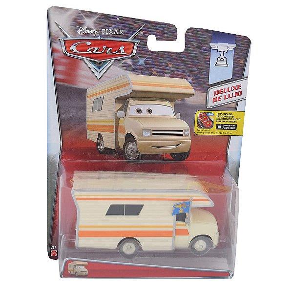 Carros - Veículo Max Deluxe - Larry Camper - Mattel