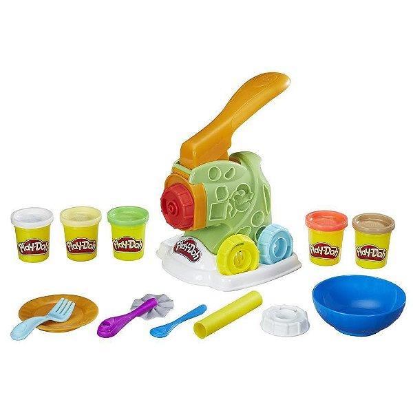 Play-Doh Kitchen - Conjunto Fábrica de Macarrão - Hasbro