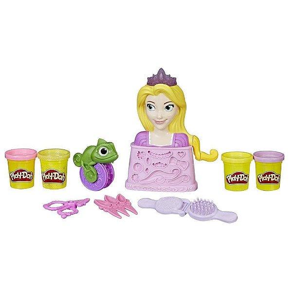 Play-Doh Conjunto Salão de Beleza da Rapunzel - Hasbro